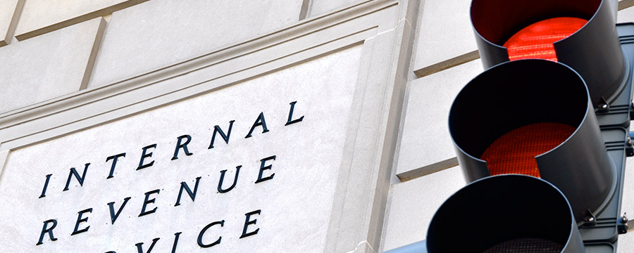 We can help stop the IRS from garnishing your wages.