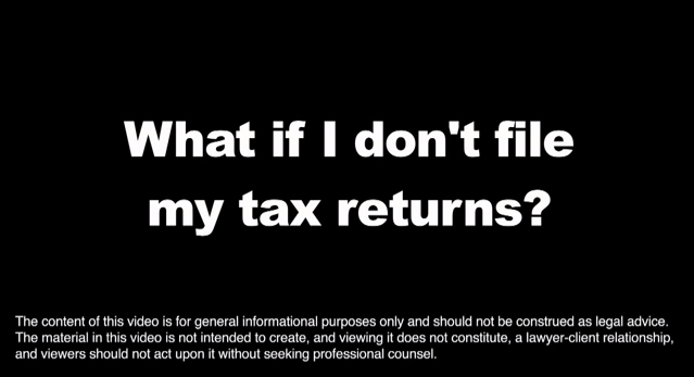 what-happens-if-i-dont-file-a-tax-return