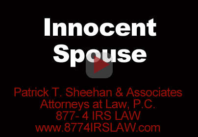 innocent-spouse-relief