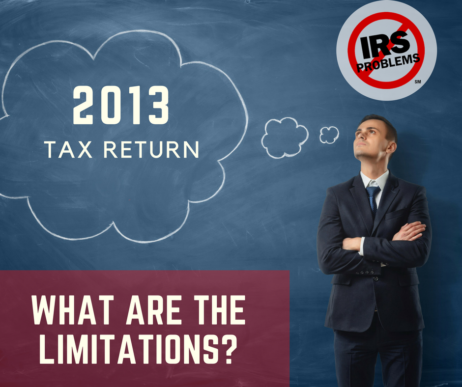 statute-of-limitations-for-2013-tax-returns
